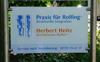 Praxis für Rolfing Herbert Heitz